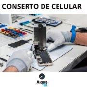 Conserto celular - Akiratek