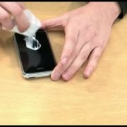 limpar a tela do celular