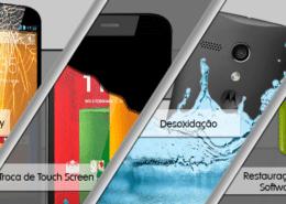 Assistência técnica de celular Motorola como escolher - Akiratek