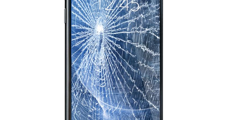 Como consertar tela quebrada Samsung - Akiratek