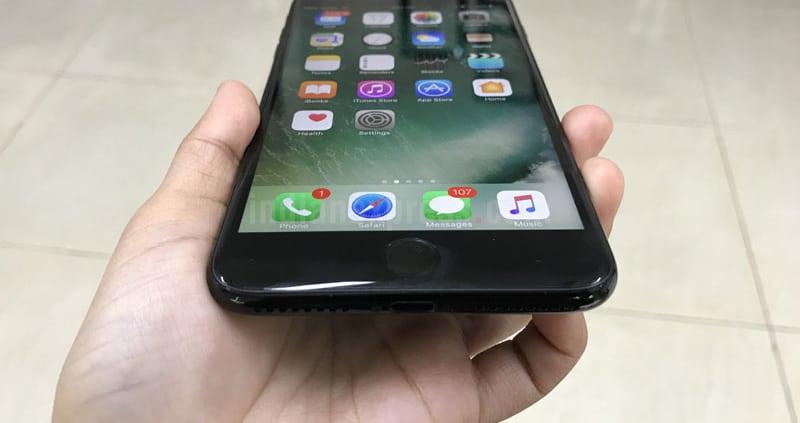 Botão Home iPhone 7 tem conserto - Akira