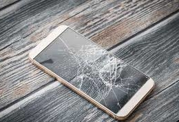 Como arrumar tela trincada do celular - Akira